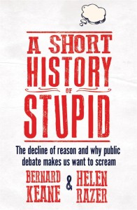 Click to buy an entire BOOK defending science and reason.